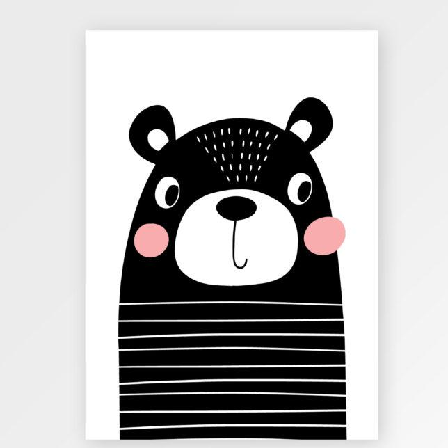 Scandi medvěd 1