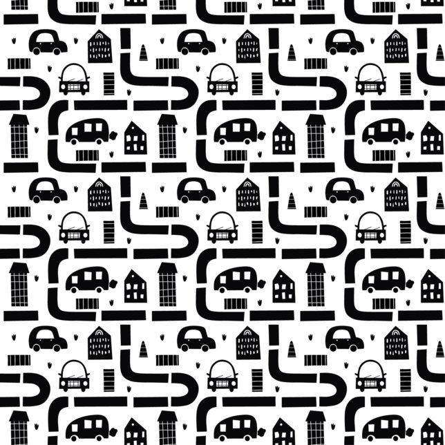 Auto ve městě 3