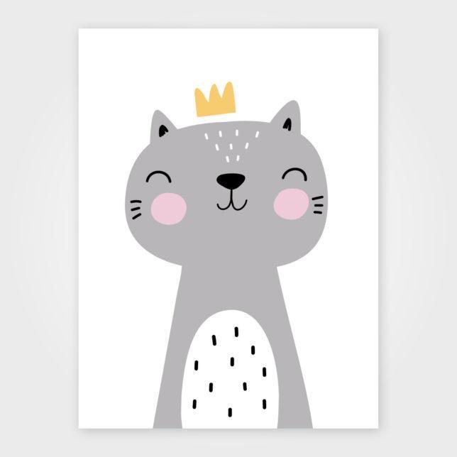 Kočička princezna 1
