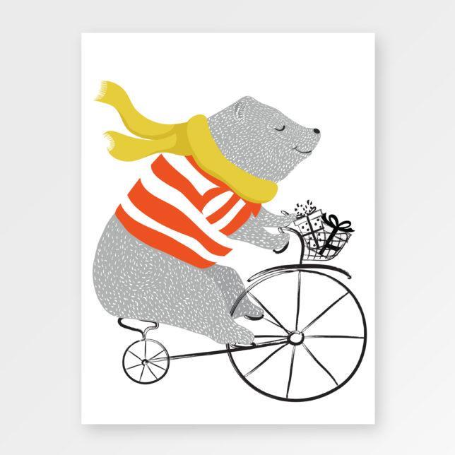 Medvěd Gratulant 1