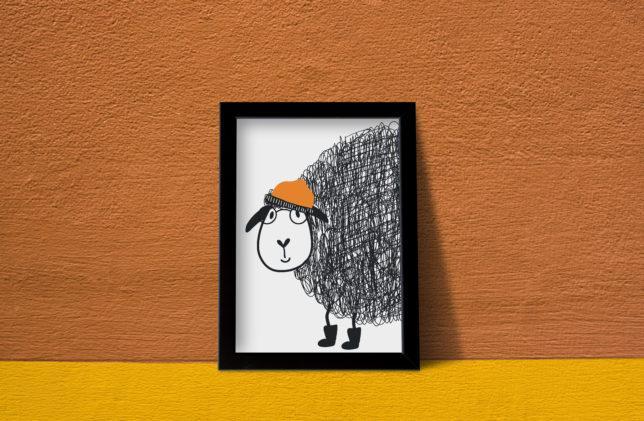 Ovečka parádnice 2