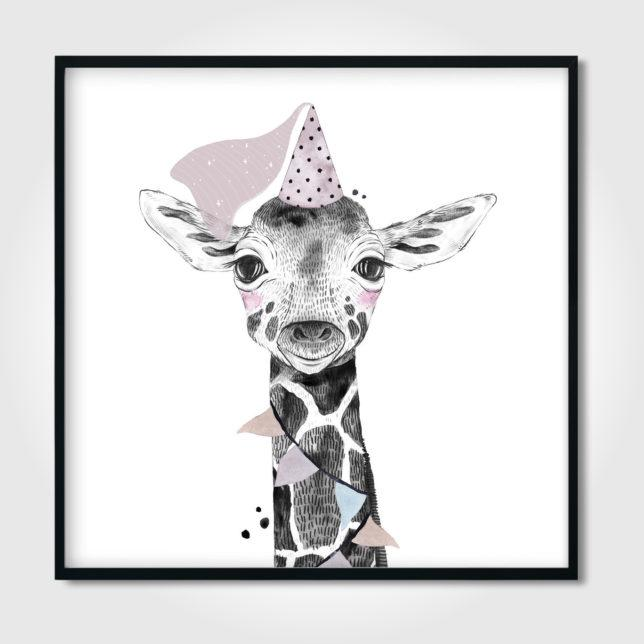 Žirafa 3