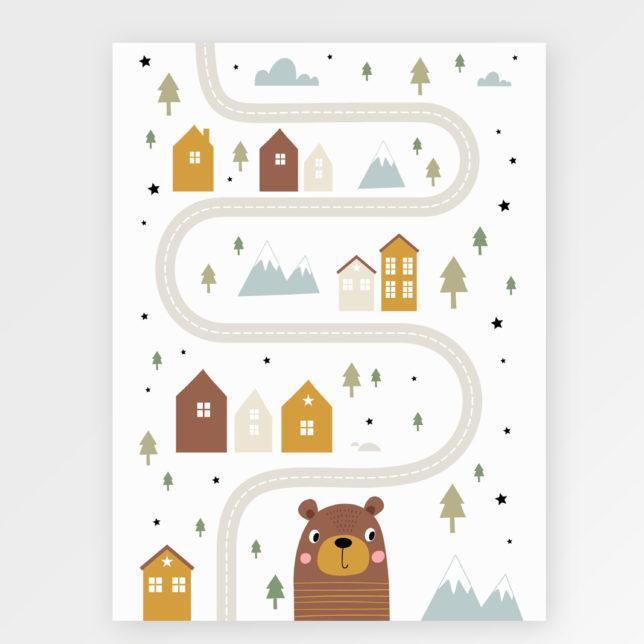 Medvídkova vesnička 1