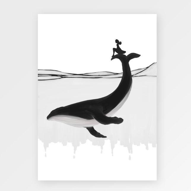 Velrybka s vílou 1