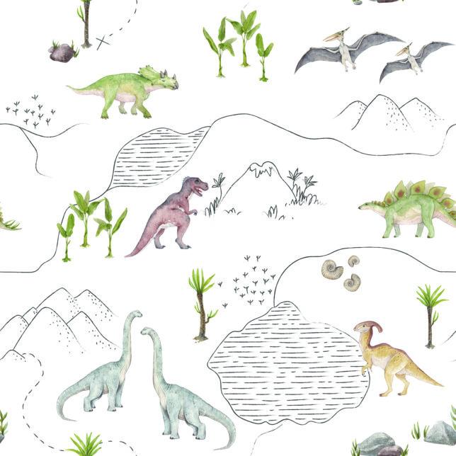 Dino a druhohory 2