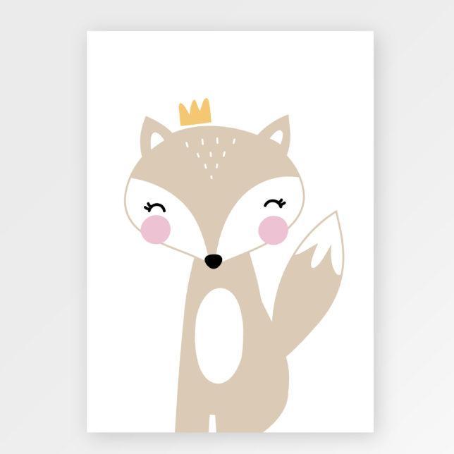 Liška princezna 1