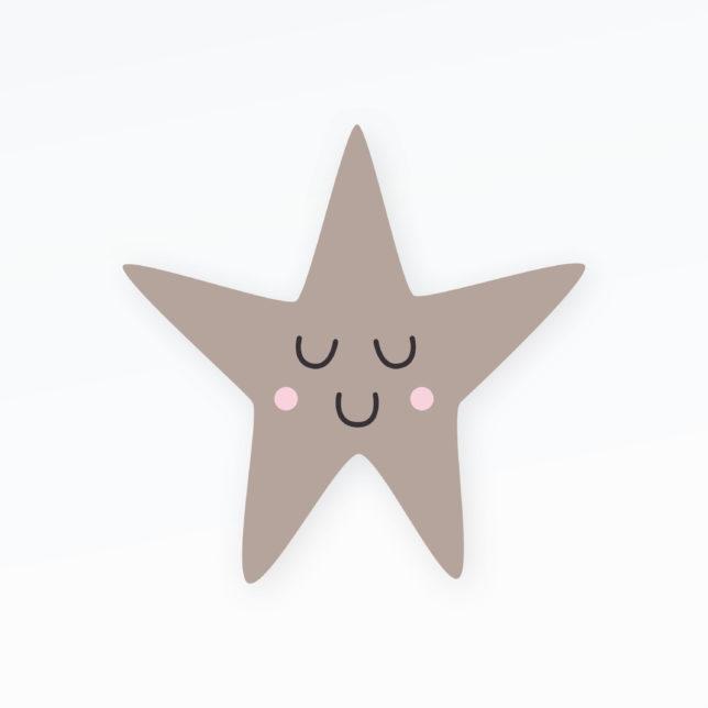 Hvězdička smíšek 1