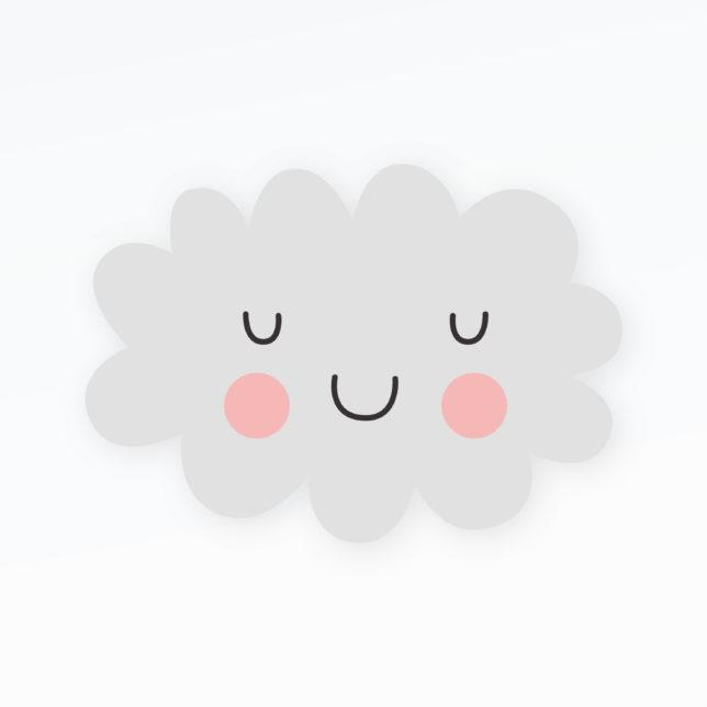 Mrak usměvavý 1