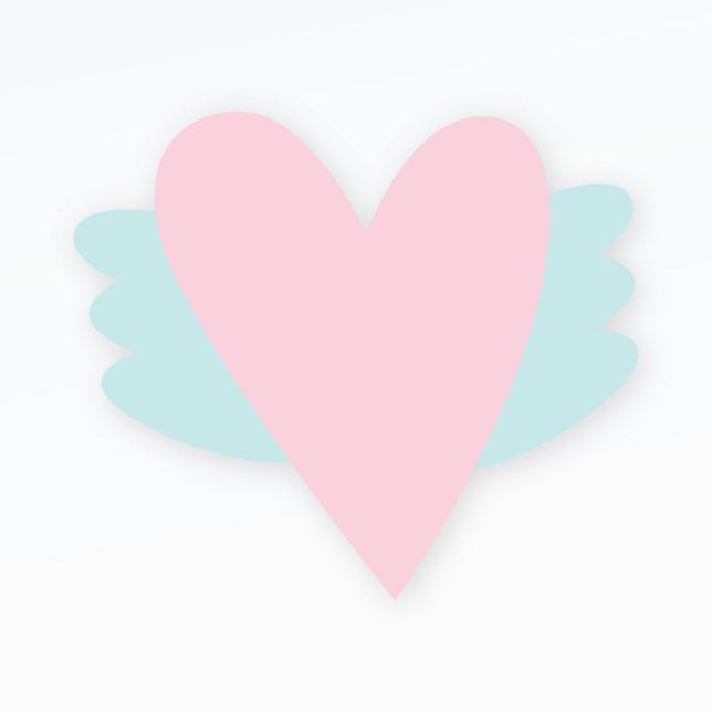 Srdce s křídly 1