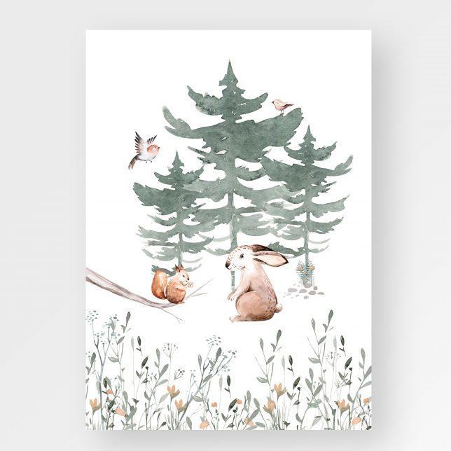 Lesní porada 1